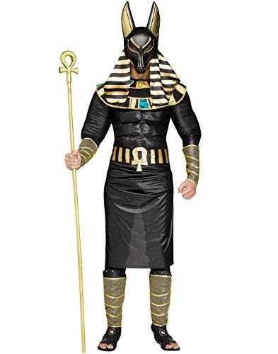 Anubis the Egyptian God Plus Size Costume