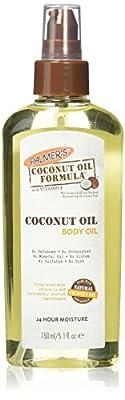 Palmer's Coconut Oil Formula Body Oil 150ml by E.T. Browne (U.K.) Ltd