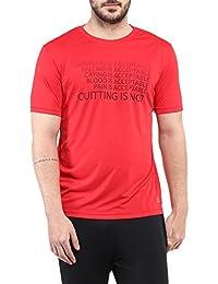 Ajile By Pantaloons Men's Polyester T-Shirt