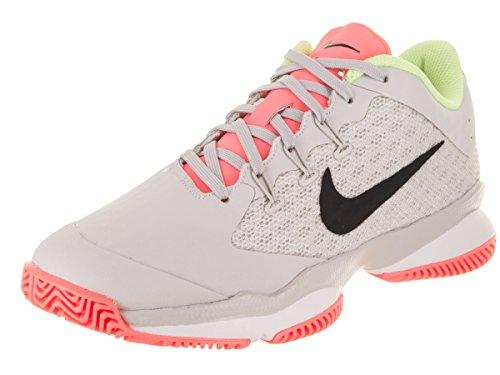 Nike Damen Tennisschuh Air Zoom Ultra, Grau (Vast Grey/Black-White 013), 42 EU