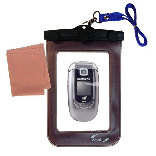 Wetter- und Wasserfeste Tasche für die Samsung SGH-E360