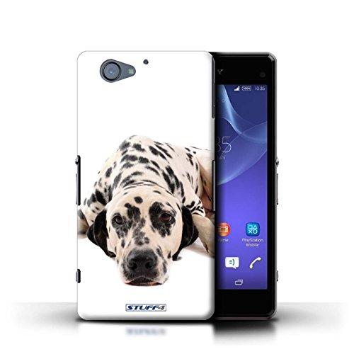 Kobalt® Imprimé Etui / Coque pour Sony Xperia A2 / Chow Chow conception / Série Chiens Dalmatien