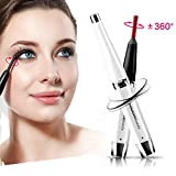 Best Heated Eyelash Curlers - TOUCHBeauty 360° Rotary Heated Eyelash Curler with Fast Review