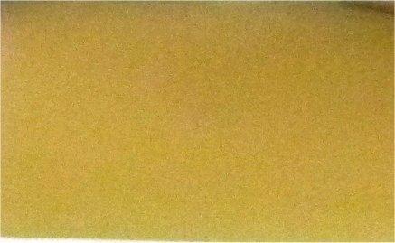 Wachsplatte gold matt 20x10 cm - 9727 - Verzierwachsplatte 200x100 mm für Kerzen