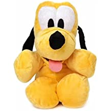 Disney Mickey Mouse Clubhouse - 10 inch 25cm Super Soft Velboa Gift Quality Plush Toy - Pluto