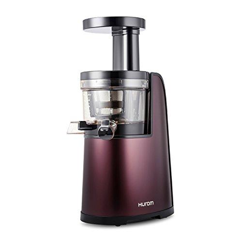 Hurom HG-FBE11  - Exprimidor de zumo a baja velocidad de Segunda Generación color Chocolate [Importado]