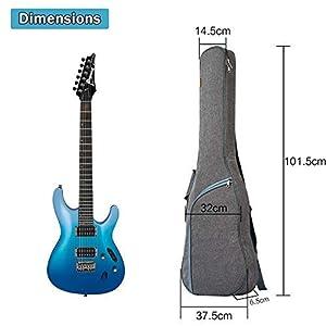 Housses pour guitare electrique