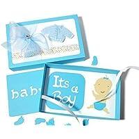 Geldgeschenk Geschenk zur Geburt Baby Junge