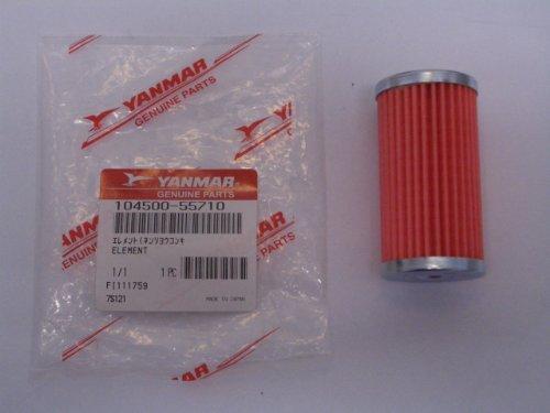 YANMAR Kraftstoff-Filtereinsatz 104500-55710 -