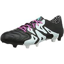 brand new 95ab7 1b569 adidas Herren X 15.1 Fg Ag Leather Fußballschuhe