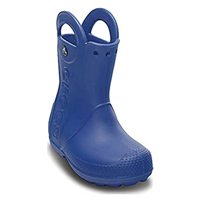 Crocs Unisex Kids' Handle It Wellington Boots