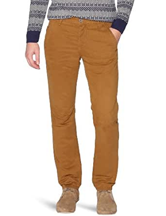 Tom Tailor Herren Freizeit Hosen, Braun - Marron (Greenish Sand), 30W / 32L