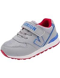 Sneakers rosse per bambina Tefamore