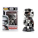Funko Pop Star Wars Smugglers Bounty Exclusive - Captain Phasma Chrome