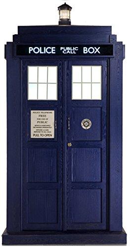 Star Cutouts - Stsc195 - Figurine Géante - The Tardis - Doctor Who - 192 X 97 Cm, Figurines & gadgets