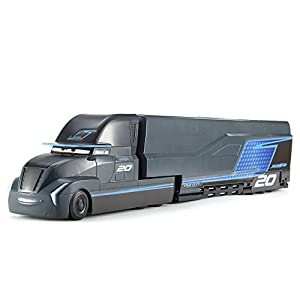 camiones: Cars 3 Jackson Storm Supertransformación, Multicolor (Mattel Spain FCW00) , Mode...