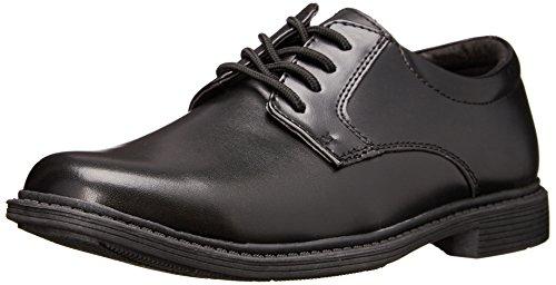 Stacy Adams Austin Plain Toe Uniform Dress/Casual Lace-up Uniform Oxford Shoe (Little Kid/Big Kid),Black,6 M US Big Kid Austin Plain Toe