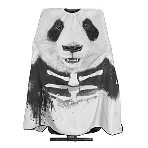 Zombie Panda Professional Barber Cape Salon Home Barbers