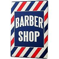 LEotiE SINCE 2004 Cartel Letrero de Chapa Diversíon barbería