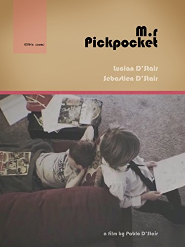 M.r Pickpocket Cover