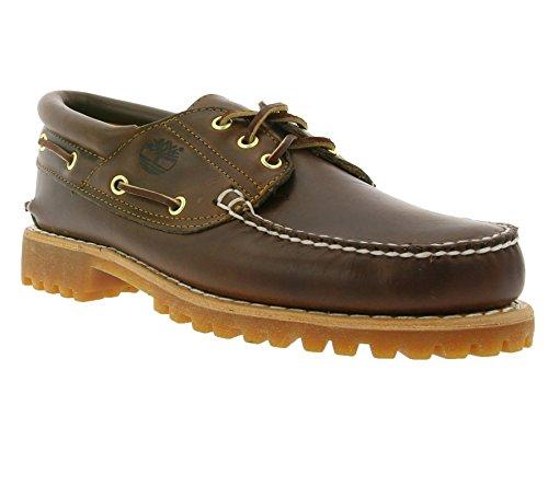 timberland-mens-scarpe-30003-3-eye-classic-lug-marrone-uk8-marrone