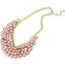 Modeschmuck perlen  Suchergebnis auf Amazon.de für: Kette Modeschmuck rosa Perlenkette