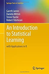 An Introduction to Statistical Learning: with Applications in R (Springer Texts in Statistics) by Gareth James (2013-08-12)