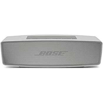 bose enceinte bluetooth soundlink mini argent amazon. Black Bedroom Furniture Sets. Home Design Ideas