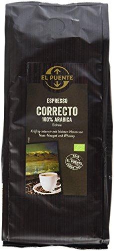 El Puente Bio-Espressomischung