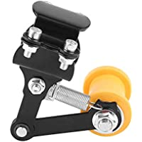 Motorcycle Length Length Modified Chain Tensioner Adjuster(Negro)