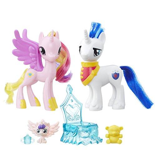 Hasbro My Little Pony B9848ES0 - Königliche Freunde Prinzessin Cadance, Spielset