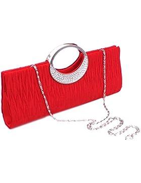 Klassische Rhinestone Abendtasche Handtaschen Kupplung Partei Beutel Hochzeits Geldbeutel der Damen