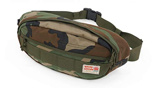 d392d0fa6094 Rough Enough Multi-function Military Casual Hiking Hunting Fashion Funny  Body Waist Pack Bag with Shoulder Strap Large Capacity for Men Women  Outdoor ...