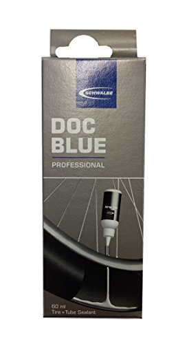 Schwalbe Fluid Doc Blue Professional 60ml Tire and Tube Sealant inclusive valve tool, 3710