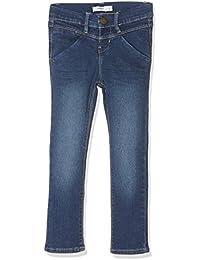NAME IT Nitada Xxsl Dnm Pant F Mini Camp, Jeans para Bebés
