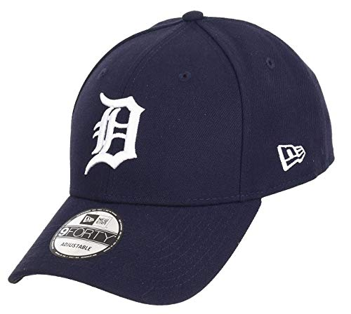 New Era Herren 9Forty Detroit Tigers Kappe, Blau, OSFA (Tigers Detroit)