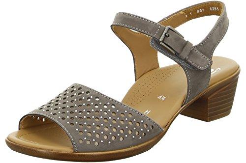 Sandali delle signore Ara 12-35719-05 strada grigio grau