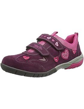 Superfit SPORT3 700135, Mädchen Sneakers, Blau (OCEAN KOMBI 81)