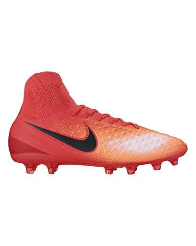Nike Football MAGISTA ORDEN DF II FG ;Orange 9 5 Arancione