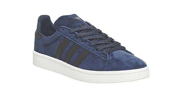 adidas Campus Mystic Blue Navy White 46: : Schuhe