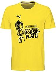 puma BVB BORUSIA DORTMUND Shirt Kinder DFB-Pokalsieger 2017