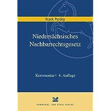 Suchergebnis Auf Amazon De Fur Nachbarrecht Niedersachsen