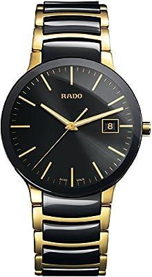 Rado R30929152 115.0929.3.015 - Reloj para hombres, correa de acero inoxidable multicolor
