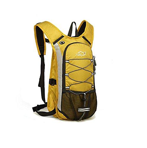 Wmshpeds Multi-funzionale zaino di equitazione maschio mountain bike bag ragazza acqua traspirante borsa casual di luce piccola borsa a tracolla A