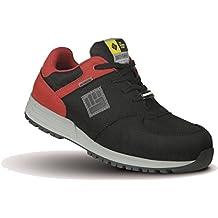 Baustellen Kohle Sicherheit Schuhe Schwarz Größe 7 e3il3oLzuT