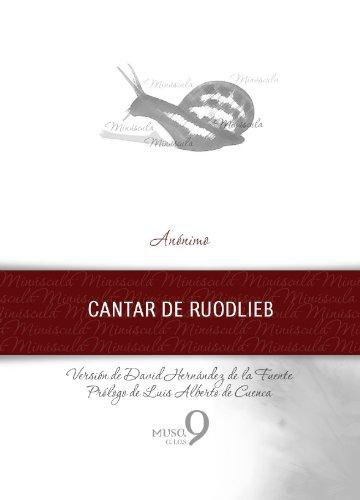 Cantar de Ruodlieb (Minúscula) por Anónimo