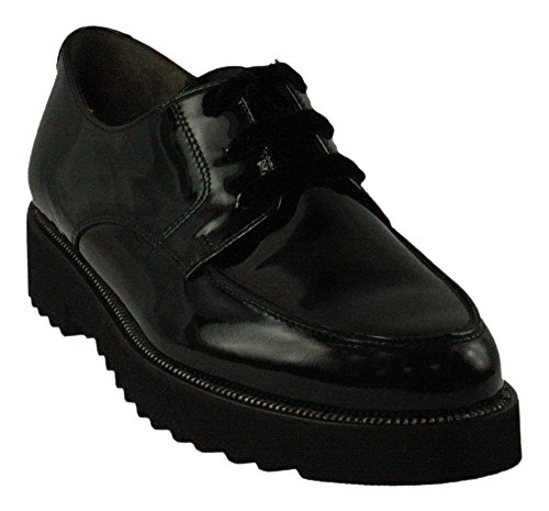 2629 PAUL GREEN CHUNKY LOAFER Nero