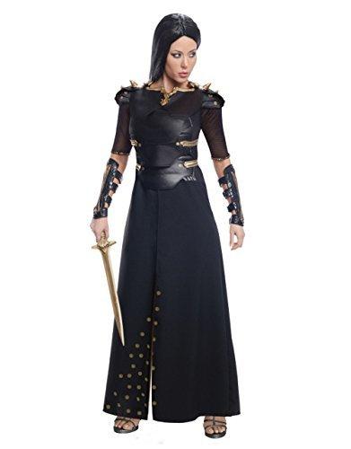 300Rise of an Empire Kostüm, Damen Deluxe Artemisia Outfit, klein, (USA 6-10), Brust 91,4-96,5cm Taille - Artemisia 300 Rise Of An Empire Kostüm