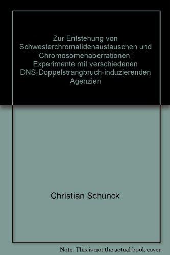 Zur Entstehung von Schwesterchromatidenaustauschen und Chromosomenaberrationen. Experimente mit verschiedenen DNS-Doppelstrangbruch-induzierenden Agenzien