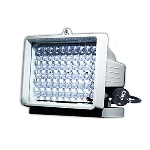 INSTAR IN-905 V2 LED Infrarot Scheinwerfer (940nm, 80 Grad) - Ir Ip-kamera-unsichtbare